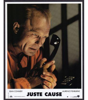 """Juste cause - Photo originale 9"""" x 11,25"""" avec Ed Harris"""