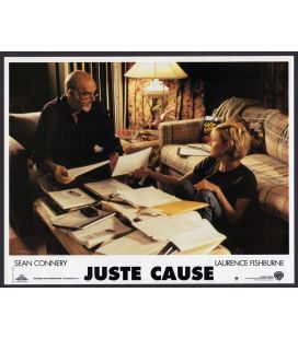 "Juste cause - Photo originale 11,25"" x 9"" avec Sean Connery"
