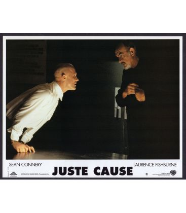 """Just Cause - Original Photo 11.25"""" x 9"""" with Sean Connery and Ed Harris"""