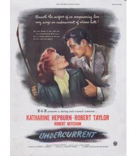 Lame de fond - Ancienne publicité originale de 1946