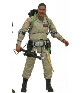 Ghostbusters - Winston Zeddemore - Action Figure Diamond Select Toys