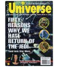SCI-FI Universe Magazine N°22 - February 1997 issue with Star Wars