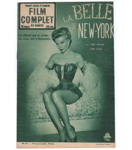 La Belle de New York - Ancien magazine Film complet de 1953