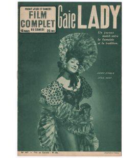 Gaie lady - Ancien magazine Film complet de 1954