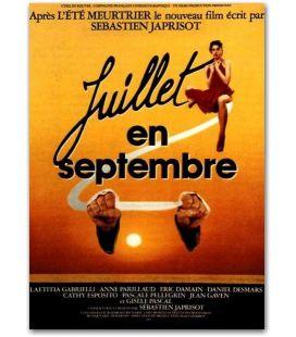 "Juillet en septembre - 47"" x 63"""