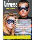 SCI-FI Universe Magazine N°25 - July 1997 issue with Batman