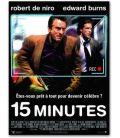 "15 minutes - 47"" x 63"""