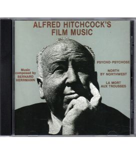 Alfred Hitchcock's Film Music - Soundtrack by Bernard Herrmann - CD