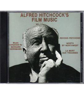 Alfred Hitchcock's Film Music - Trame sonore par Bernard Herrmann - CD