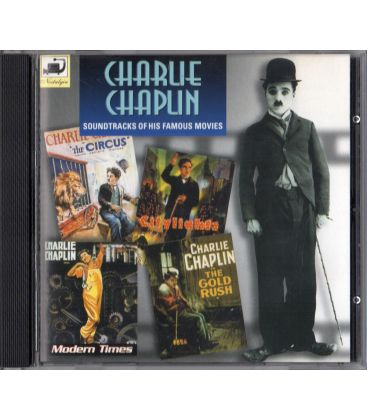 Charlie Chaplin - Soundtracks of His Famous Movies - CD