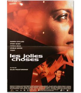 "Les Jolies choses - 47"" x 63"""