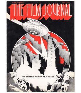 The Film Journal N°6 - 1974 - Ancien magazine américain sur les films de science fiction