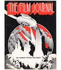 The Film Journal N°6 - 1974 - Ancien magazine américain sur les films de science fiction