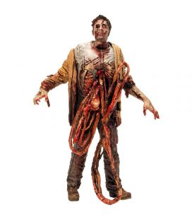 "The Walking Dead - Bungee Guts Walker - Figurine 5"" série 6"