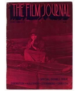 The Film Journal N°3 - 1972 - Ancien magazine américain avec Lillian Gish