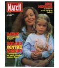 Paris Match N°1692 - 30 octobre 1981 - Ancien magazine français avec Romy Schneider