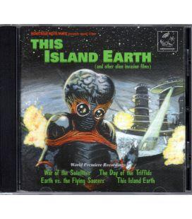Les Survivants de l'infini - Trame sonore - CD