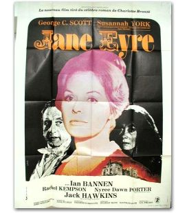 """Jane Eyre - 47"""" x 63"""""""