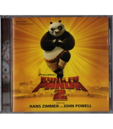 kung fu panda 2 soundtrack cd cinéma passion