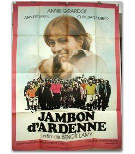 """Jambon d'ardenne - 47"""" x 63"""""""