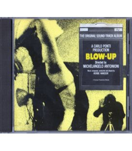Blow-up - Trame sonore - CD