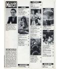 Paris Match Magazine N°1551 - Vintage February 16, 1979 issue with Romy Schneider