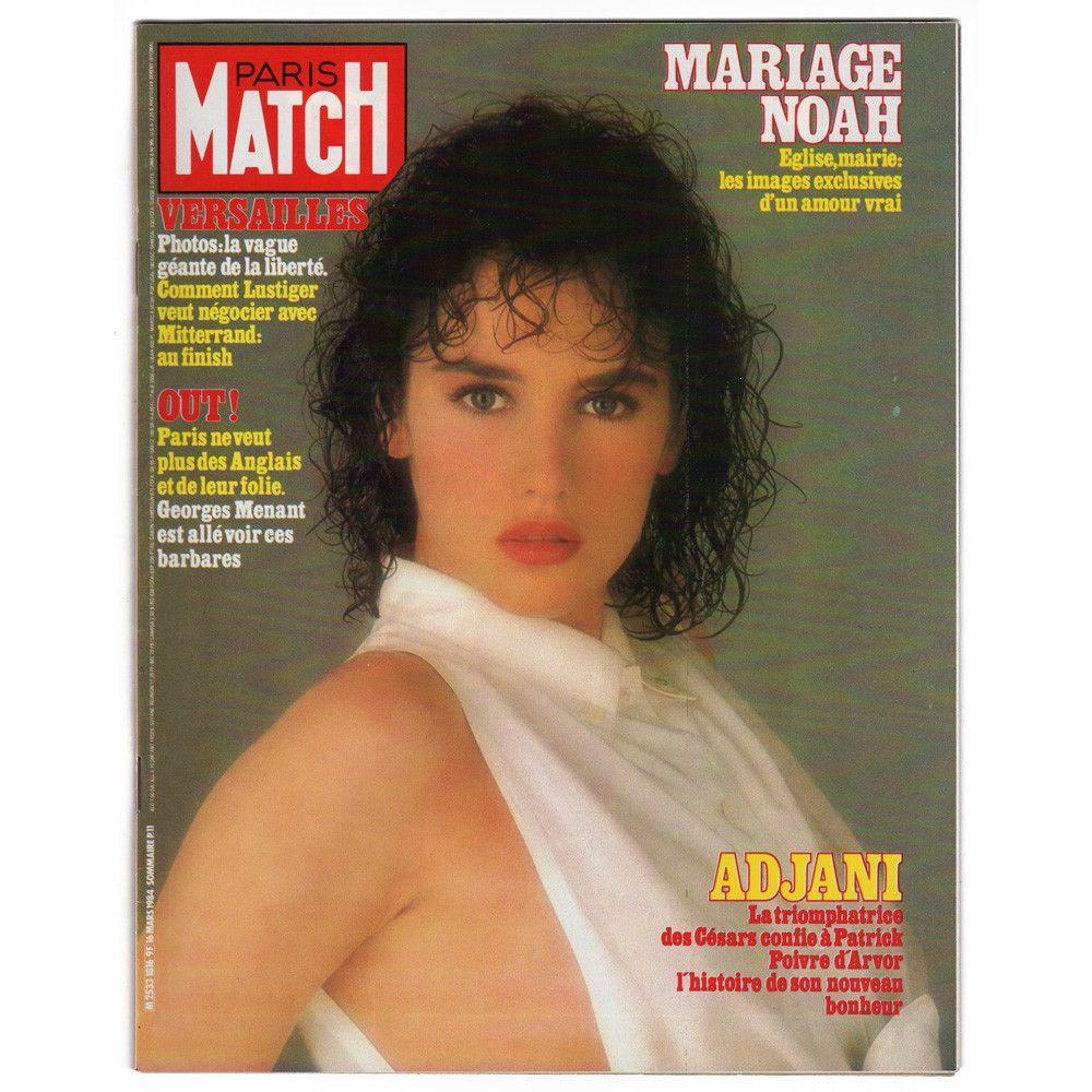 paris match magazine n1761816 vintage march 16 1984 issue