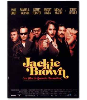 "Jackie Brown - 47"" x 63"""