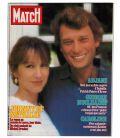 Paris Match Magazine N°1801 - Vintage december 2, 1983 issue with Nathalie Baye