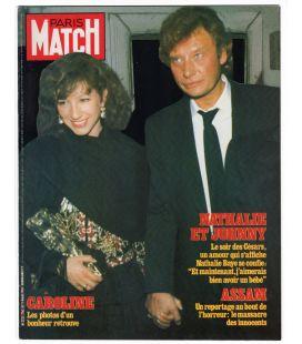 Paris Match Magazine N°1763 - Vintage march 11, 1983 issue with Nathalie Baye