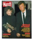 Paris Match Magazine N°1763 - Vintage march 11, 1983 issue with Nathalie Baye