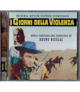 Les jours de la violence - Trame sonore - CD