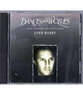 Dance avec les loups - Trame sonore - CD