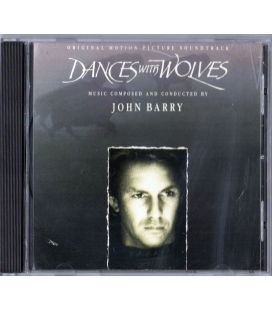 Dances with Wolves - Soundtrack by John Barry - CD used