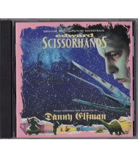 Edward aux mains d'argent - Trame sonore - CD