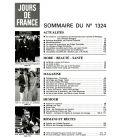 Jours de France N°1324 - 17 mai 1980 - Ancien magazine français avec Carole Laure