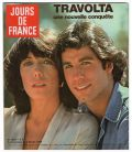 Jours de France Magazine N°1259 - Vintage january 27, 1979 issue with John Travolta