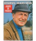 Jours de France Magazine N°1341 - Vintage september 13, 1980 issue with Bourvil