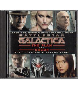 Battlestar Galactica - The Plan and Razor - Soundtrack - CD