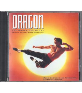 Dragon: The Bruce Lee Story - Soundtrack - CD
