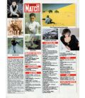 Paris Match N°2018 - 29 janvier 1988 - Magazine français avec Elizabeth Taylor