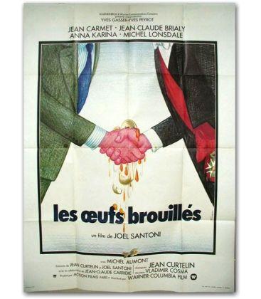 """Les Oeufs brouillés - 47"""" x 63"""""""