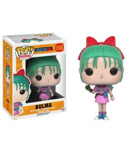 Dragon Ball - Bulma - Figurine Pop! Animation 105