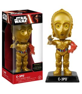 Star Wars : Episode 7 - Le réveil de la force - C-3PO - Bobble-Head