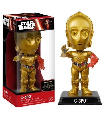 Star Wars: Episode VII - The Force Awakens - C-3PO - Bobble-Head