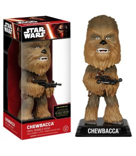 Star Wars : Episode 7 - Le réveil de la force - Chewbacca - Bobble-Head