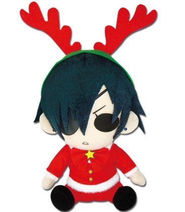 Black Butler - Ciel Christmas Santa - Peluche manga