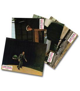 """Chantage au meurtre - Lot de 4 anciennes photos originales 11.25"""" x 9"""" avec Frank Sinatra"""
