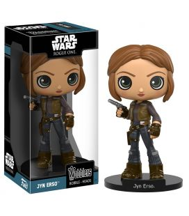 Rogue One: A Star Wars Story - Jyn Erso - Wobblers Bobble-Head