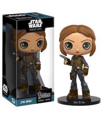 Rogue One : Une histoire de Star Wars - Jyn Erso - Wobblers Bobble-Head